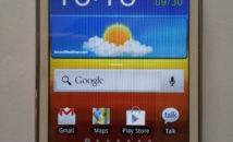 Samsung Galaxy telefonok