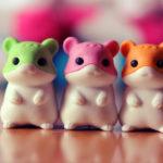 Hörcsögfalva játékok aranyos kiegészítőkkel