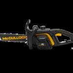 McCulloch láncfűrész különféle feladatokhoz