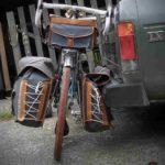 Jól jön túrázáshoz a bicikli táska