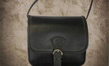 klasszikus női bőr táska